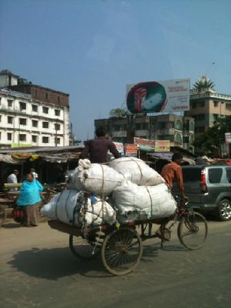 Dhaka City, Bangladesh : Transportation in Dhaka