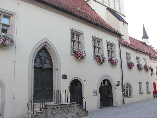 Alte Rathaus (Old Townhall)