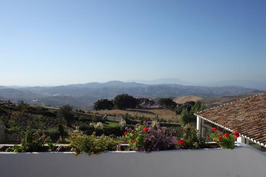 Hotel La Fuente del Sol: THhe view on the Southern side