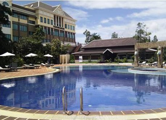 Pacific Hotel &amp; Spa: Pacific Hotel Siem Reap Cambodia