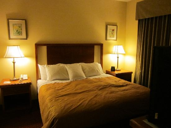 Homewood Suites by Hilton Reading: Bedroom