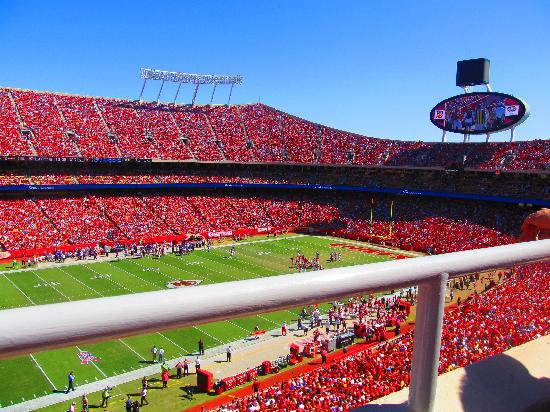 Hotels Kansas City Mo Arrowhead Stadium