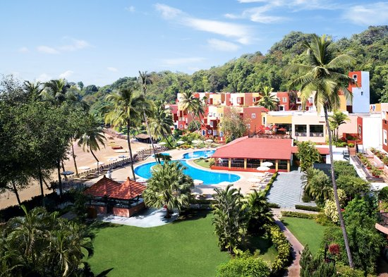 Cidade de Goa Beach Resort