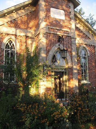 The Brick Church's Unique Guest House