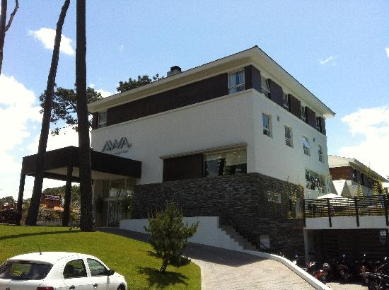 Awa hotel feb 2011 picture of awa boutique and design for Awa design boutique hotel punta del este