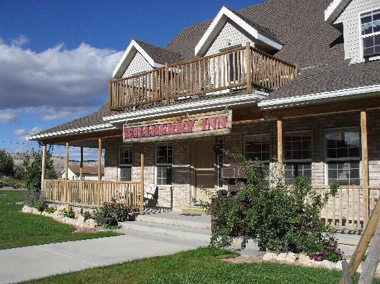 Bullberry Inn: Front of the Bulberry Inn