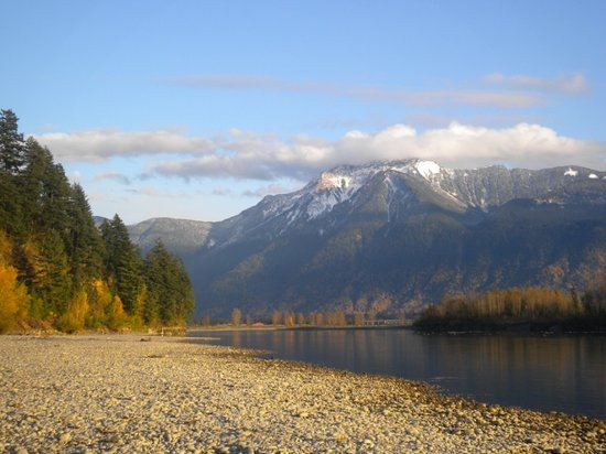 Harrison Hot Springs, Canada: Area view