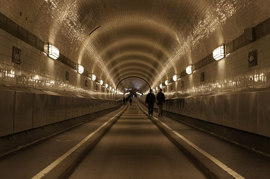 Alter Elbtunnel Hamburg Germany On Tripadvisor Address