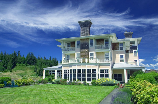 The Resort at Port Ludlow: Inn at Port Ludlow