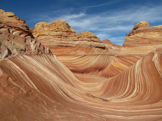 Big Water, Utah: Another perspective of the Wave.