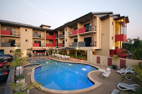 BEST WESTERN Darwin Airport Gateway Motel Hotel