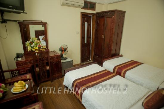 Little Hanoi Hostel 2: Private Twin room