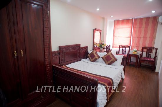 Little Hanoi Hostel 2: Private Double room