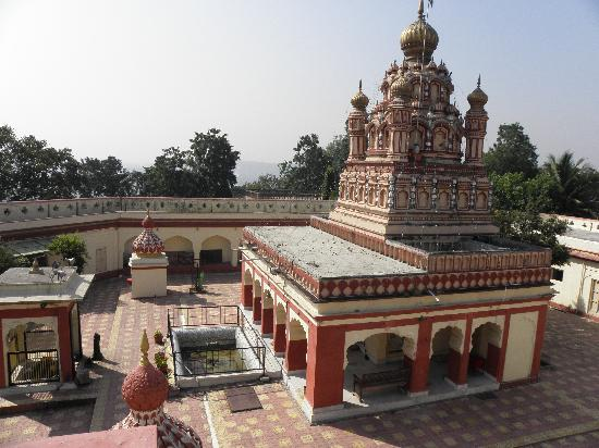 Parvati Hill and Temple