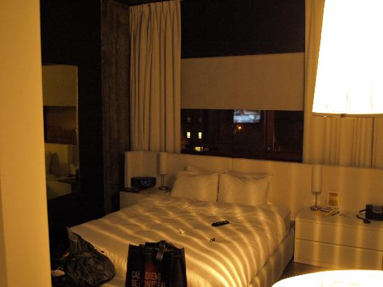 Hotel Zero 1: chambre