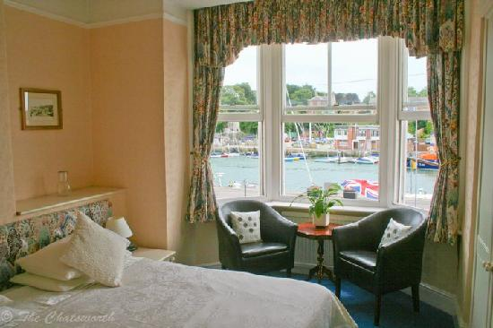 The Chatsworth: Harbour veiw from room 1