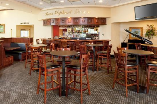 Doubletree By Hilton Bloomington: The Brass Elephant Lounge