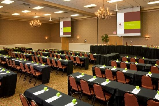 Doubletree By Hilton Bloomington: One of 12 Meeting Rooms