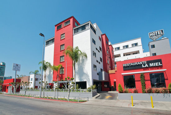 Hotel Real del Rio Tijuana