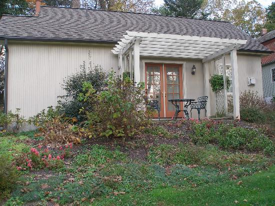 Rocky Springs Bed & Breakfast: Cottage