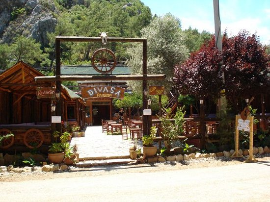 Olympos Divasa Pansiyon