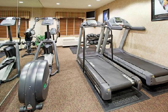 Holiday Inn Express Hotel &amp; Suites Sandy: Fitness Center