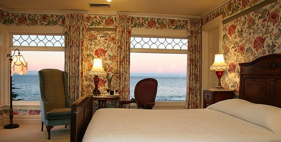 Martine Inn: Marie's Ocean View Room