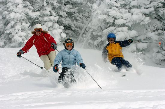 Idaho: Grand Targhee, in theheart of the Tetons, ranks at the top for best family resorts across the na