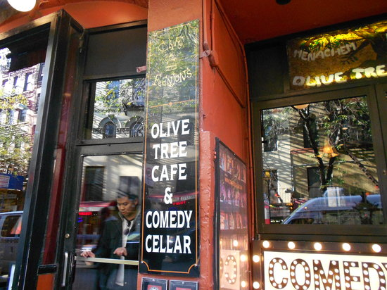 The Olive Tree Cafe Nyc