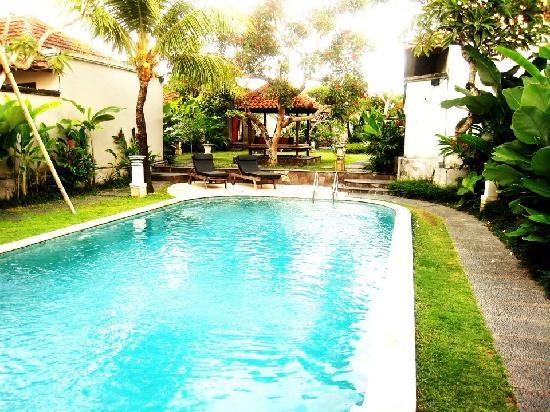 Private pool picture of bali nyuh gading villa - Kolding swimming pool ...