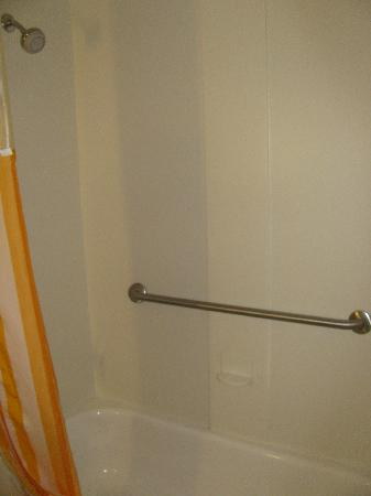 La Quinta Inn & Suites Atlanta Perimeter Medical: clean shower with good pressure
