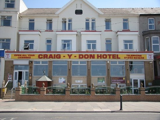 Photo of Hotel Craig-Y-Don Blackpool