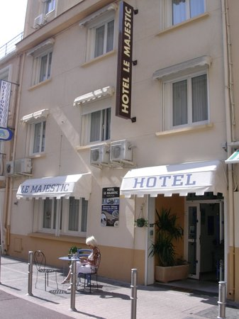 Hotel le Majestic