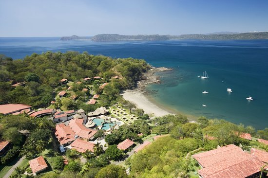 Hilton Papagayo Costa Rica Resort & Spa: Aerial View