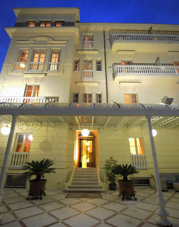 Antiche Mura Hotel: Front of The Hotel