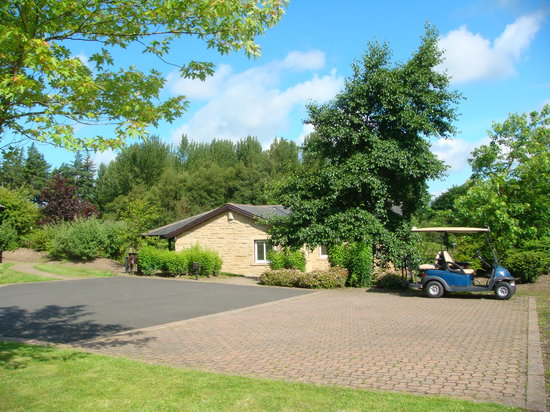 Slaley Hall Luxury Lodges