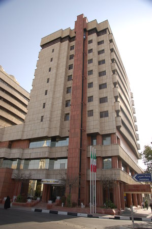 Shiraz International Parseh Hotel