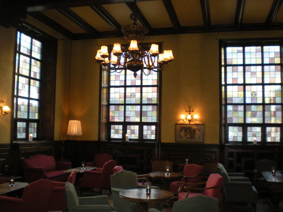 Grand Hotel Terminus: Beautiful lounge