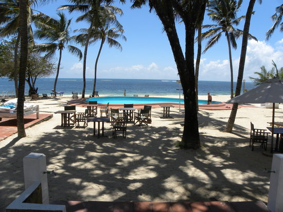 Diamonds Malindi Beach: the seaview