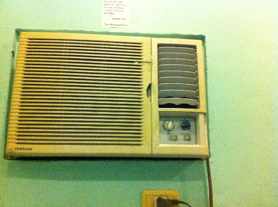 Super Old Aircon Thermostat Not Working Picture Of