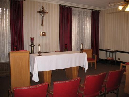 Leo House: The Chapel