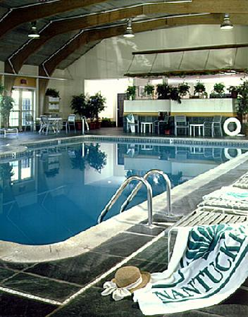 Nantucket Inn: The island&#39;s only indoor swimming pool