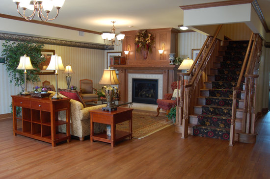 Country Inn & Suites Tinley Park: All the comforts of home..