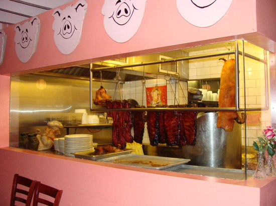 Pig heaven picture of pig heaven restaurant new york for Amaze asian fusion cuisine 3rd avenue new york ny