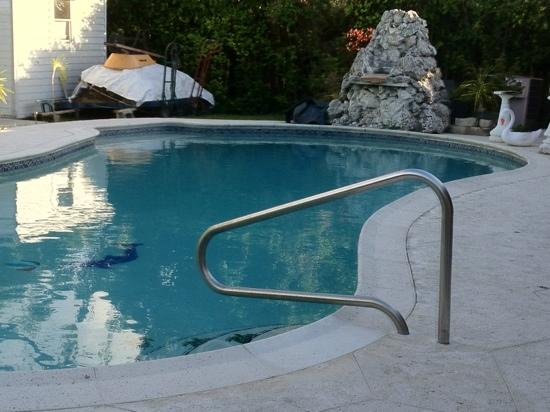Tamiami Guest House: pool