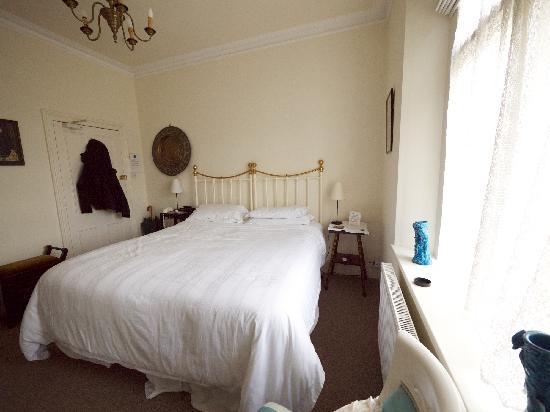 Marlborough House: Comfy bed