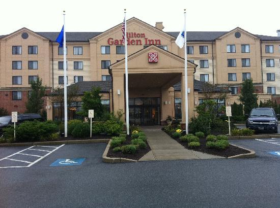 Food Spills For Two Days Picture Of Hilton Garden Inn Plymouth Plymouth Tripadvisor