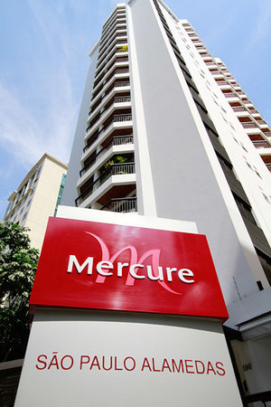 Mercure Sao Paulo Alamedas: Hotel
