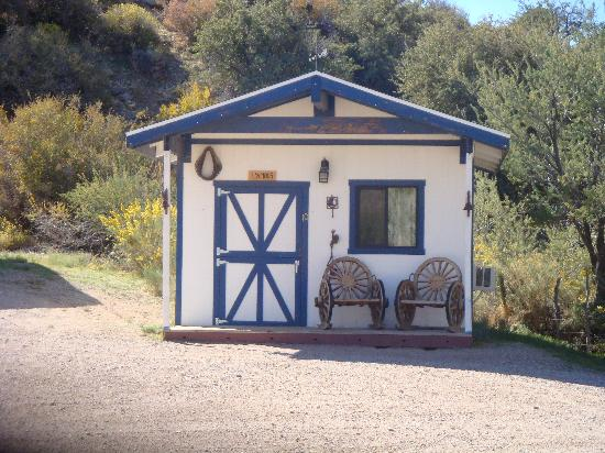 Cabins For Rent At Grand Canyon Ranch