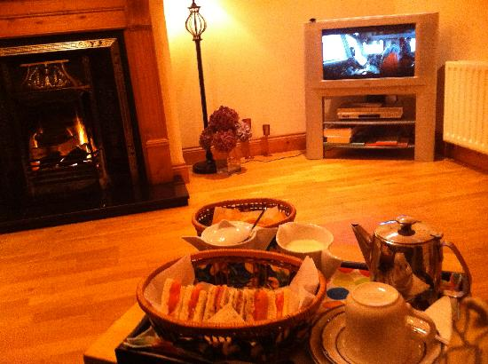 Carriganne Bed and Breakfast: Made my week